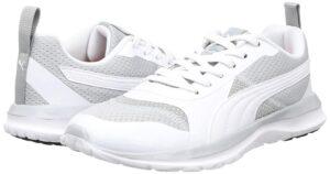 Puma men's white sneakers