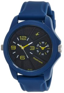 Two timer watch fastrack