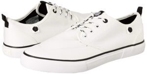 symbol white sneakers