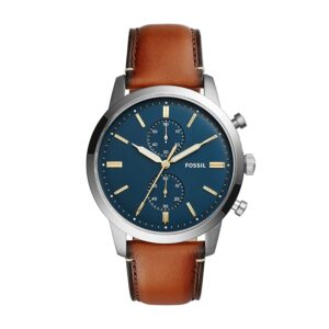 Fossil Analog Blue Dial watch