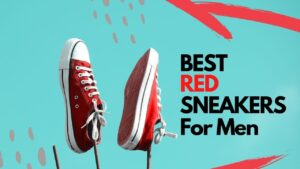 Read more about the article 9 Best Red Sneakers For Men – Buy Online in India | 2021