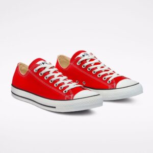 converse red sneakers for men