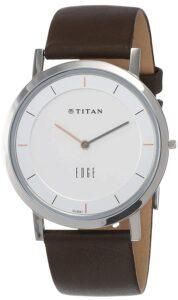 titan edge watch for men